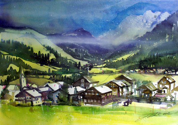 Tirol, Hochfilzen  (Nr. 17154)