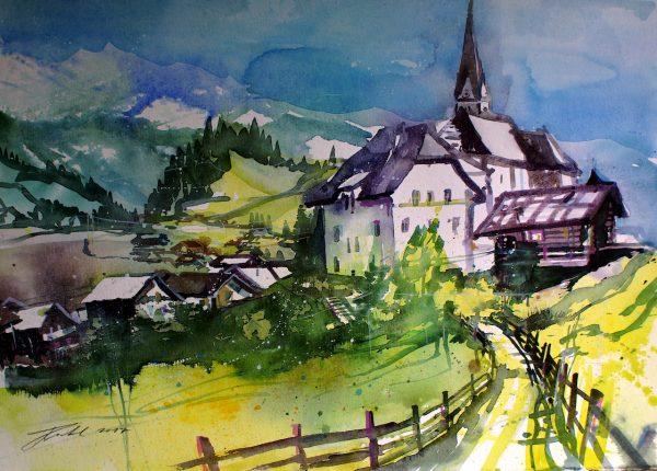Embach im Pinzgau II (Nr. 17166)